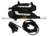 2012+ Azera LED Daytime Running Light Kit
