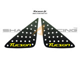 2011-2014 Tucson C-Pillar Quarter Glass Plates V3