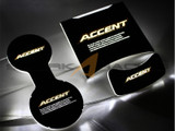 2011-2014 Accent LED Console Plate Kit
