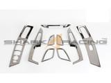 2011-2013 Elantra Black Chrome Interior Kit