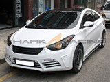 2013+ Elantra Coupe Type M Body Kit