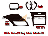 2014+ Forte-K3 Koup Interior Fabric Overlay Kit