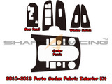 2010-2013 Forte Sedan Interior Fabric Overlay Kit