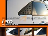 2012-2014 i30-Elantra GT C-Pillar Quarter Glass Plates
