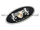 2012-2014+ Veloster Luxury Generation Emblems