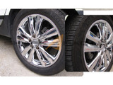 2010-2015 Tucson 18 inch Chrome Wheel Covers