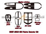 2007-2010 i30 Interior Fabric Overlay Kit