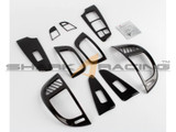 2010-2013 Forte Carbon Fiber Style Interior Kit