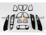 2011-2014 Forte Carbon Fiber Style Interior Kit