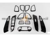2010-2015 Tucson Carbon Fiber Style Interior Overlay Kit