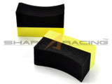 Tire Dressing Applicator Sponge Set