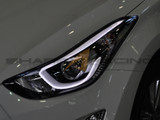 2011-2015 Elantra Factory LED Headlights