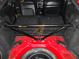2003-2008 Tiburon Deluxe Rear Strut Bar