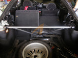 2000-2001 Tiburon Deluxe Rear Strut Bar