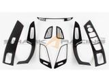 2014-2015 Elantra Carbon Fiber Style Interior Kit
