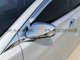 2012-2017 Veloster Chrome Mirror Overlay Set