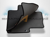 Two-Ply Clean Floor Mat Set