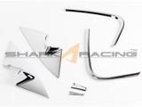 2011-2015 Optima-K5 Chrome AC-Pillar Molding Kit