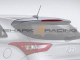 2012-2016 i30-Elantra GT Painted Factory Spoiler