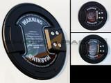 2011-2015 Sorento Clear Fuel Door Kit