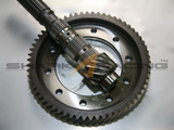 03-08 Tiburon V6 6-Speed Short Final Gear Ratio Set - 4.687