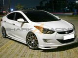 2011-2013 Elantra Quantum Body Kit