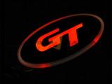 GT Logo LED Emblem