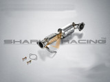 2014-2016 Forte-K3 TGDi Downpipe with Race Cat