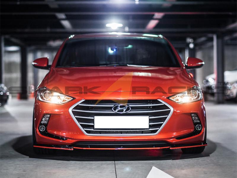 Lip Ad on 2012 Hyundai Elantra