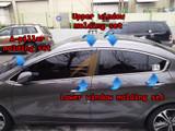 2014-2017 Forte-K3 Sedan Chrome Window Molding Set