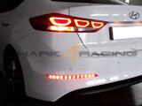 2017+ Elantra Sequential LED Bumper Reflectors