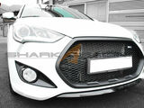 2012-2016 Veloster Turbo Grill - Type MS