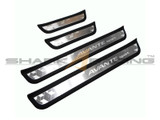 2017+ Elantra Factory Stainless Steel Door SIlls