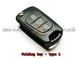 2011-2016 Elantra Replacement Factory Key Fob
