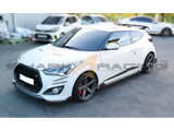 2012-2017 Veloster Turbo Full Canard Body Kit