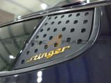 2018+ Stinger C-Pillar Quarter Glass Plates