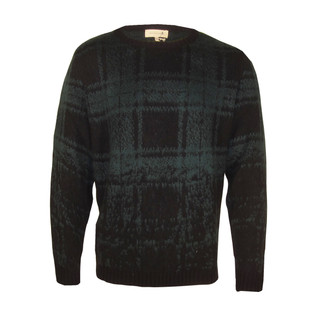Ex F-ederick A-derson C-penhagen Mens Check Crew Sweater - WAS £5.00   NOW £3.00