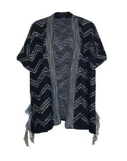 Ex Major High Street Ladies Cape Sleeve Cardigan - WAS £4.00   NOW £3.00