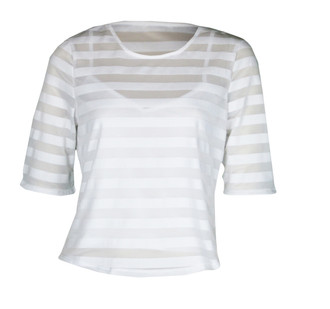Ex Ri-er I-land  Mesh Top - WAS £4.00   NOW £2.00