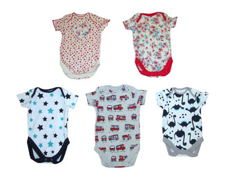 Assorted Bodysuits - £1.50