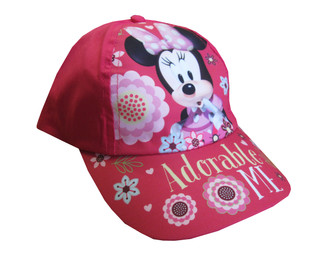 Minnie Mouse Cap - £1.75