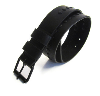 Men's Studded Black Belts - £1.50