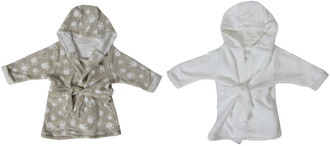 Baby Dressing Gown - £2.50