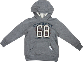 Boys Hooded Jumper - £3.00