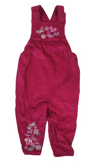 Ex Major High Street  Girls Dungarees  -  £2.50