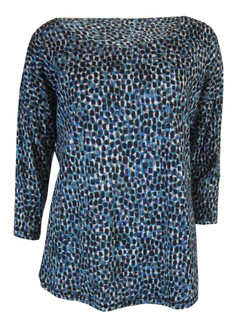 Ex Major High Street Ladies 3/4 Sleeve Top  - £3.00