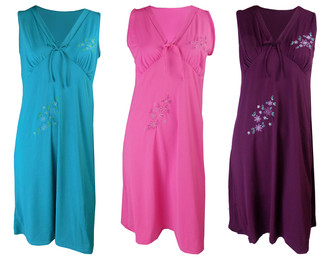 Ex B-S Ladies Sleeveless  Nightdress - £3.50