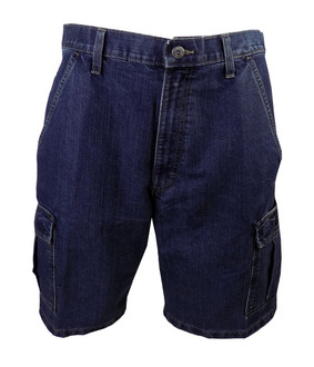 Ex Wrangler Mens Cargo Denim Shorts - £4.95