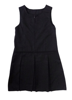 Girls Pinafore School Dress  - £2.00
