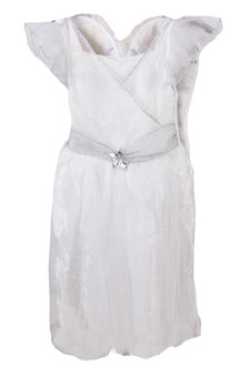 Girls Angel with Wings Fancy Dress - WAS £4.00   NOW £2.50